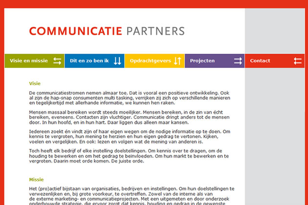 communicatiepartners